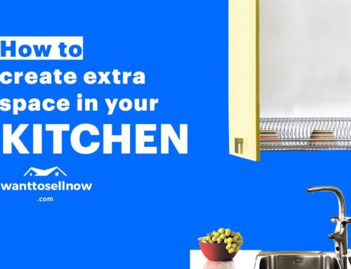 How To Create Extra Space in Your Kitchen 