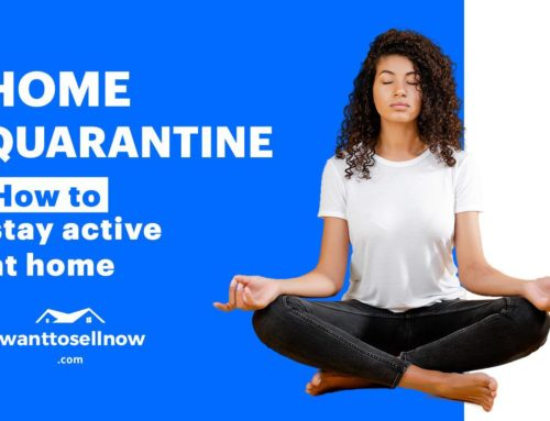 Home Quarantine: How to Stay Active at Home