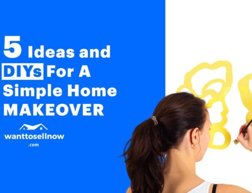 5 Ideas and DIYs For A Simple Home Makeover