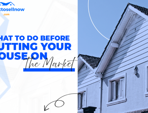 Things to do Before Putting Your House on the Market