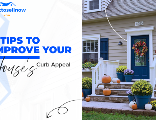 5 Tips to Improve Your House's Curb Appeal