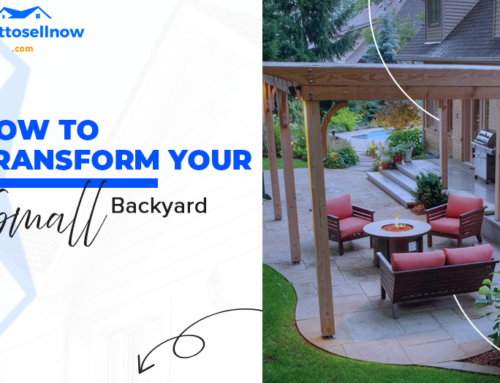 How To Transform Your Small Backyard